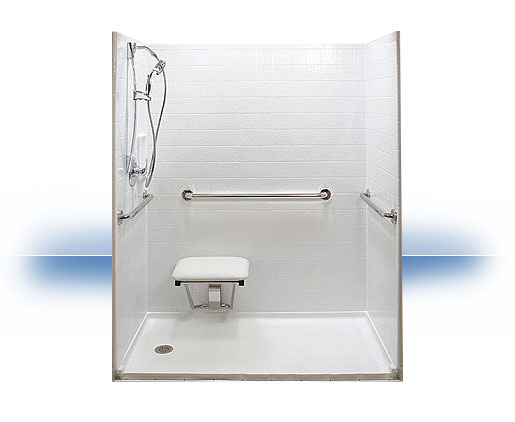 Ellsworth Tub to Walk in Shower Conversion by Independent Home Products, LLC
